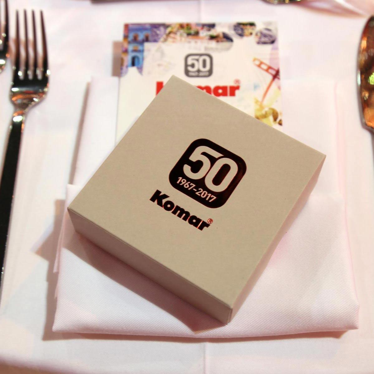 50 Jahre Komar Palais