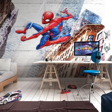 Spider-Man New Concrete