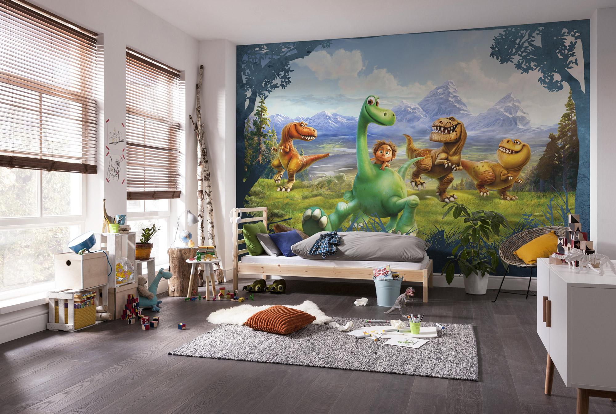 High Quality Dinosaurier Erobern Das Kinderzimmer Good Ideas