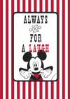 Mickey Mouse Laugh