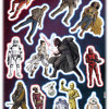 Star Wars Heroes Villains