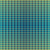 Chequered blue-turquise