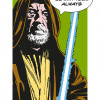 Star Wars Classic Comic Quote Obi Wan